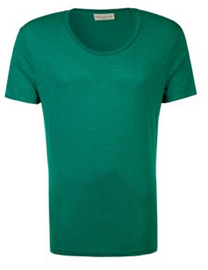 American Vintage T shirt basic   smaragdgroen   Zalando.nl