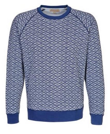 Velour GREG   Sweater   Blauw   Zalando.nl