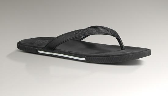 Ugg Australia  Bennison leren slippers