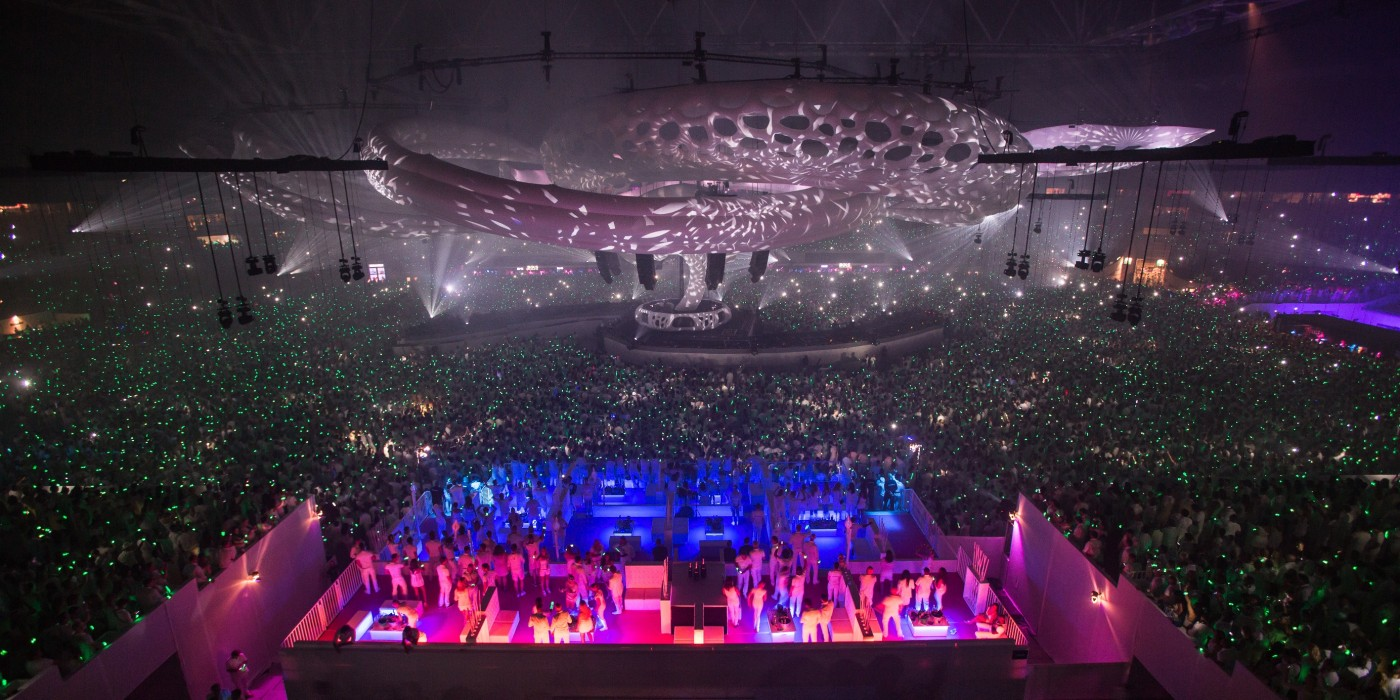 Sensation 2013 Into the Wild