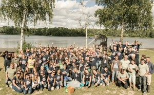 mysteryland vrijwilligersdag groep