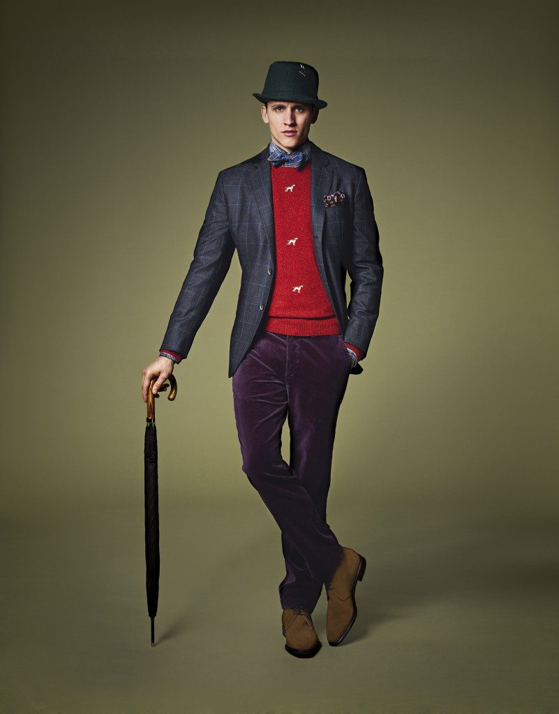 Hackett London Look
