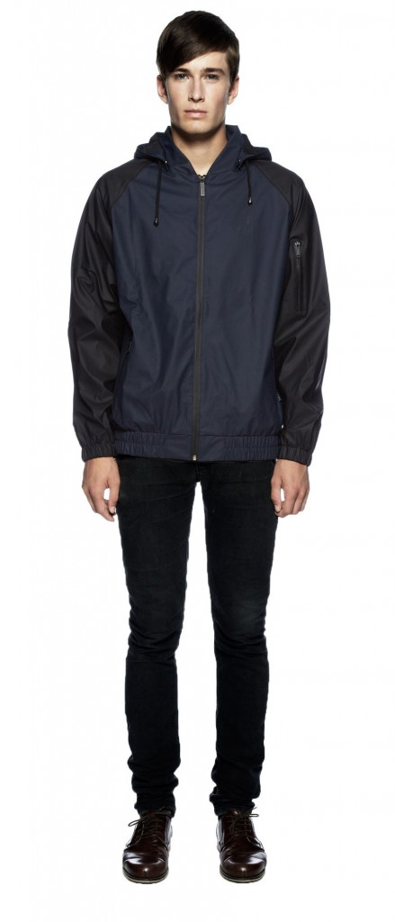 Rains Bomber Jacket