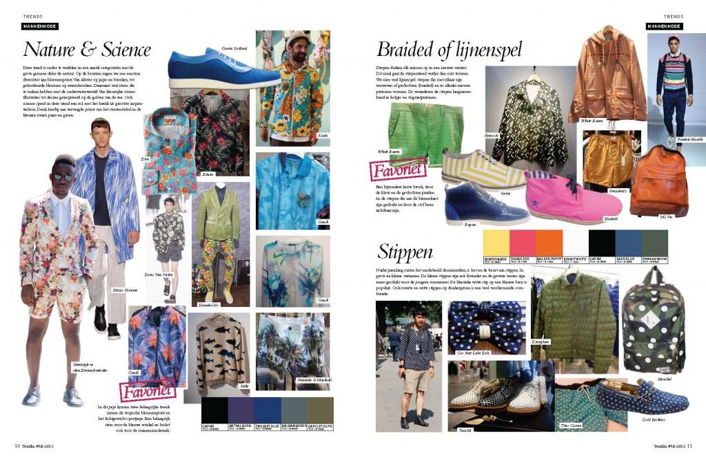 Textilia Trends zomer 2014