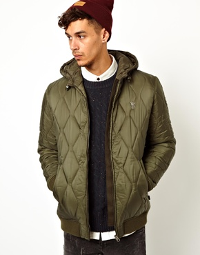 Quilted jack WESC