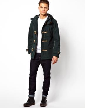 Duffle coat Pull&Bear