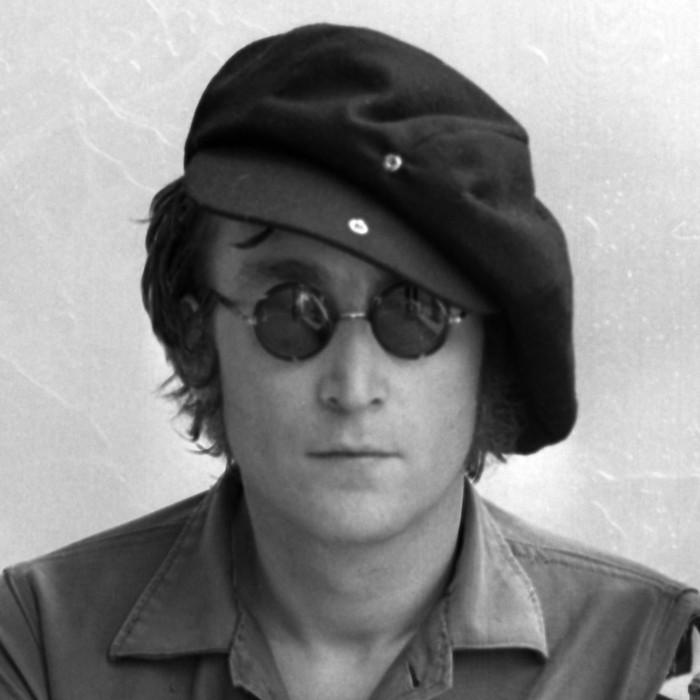 John Lennon ronde zonnebril