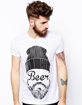 T-shirt Beer van Asos