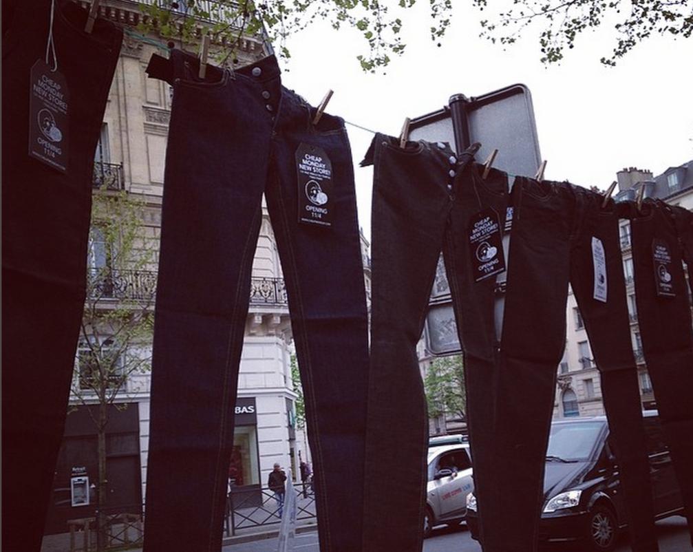 Cheap Monday Paris