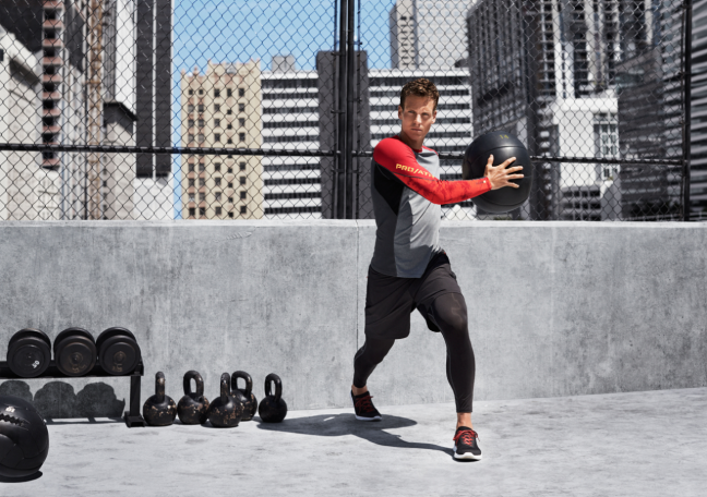 h&m sport collectie winter 2015