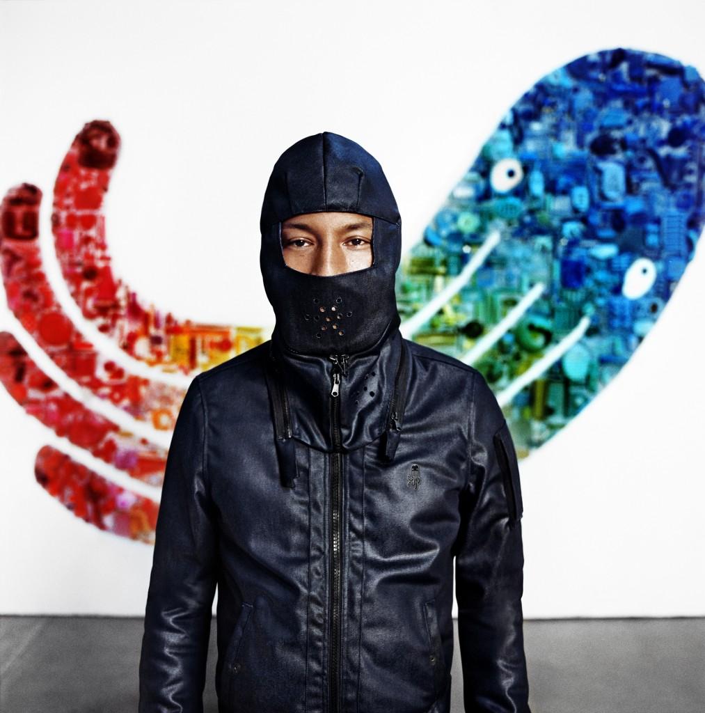 Raw For the oceans  Pharrell Williams